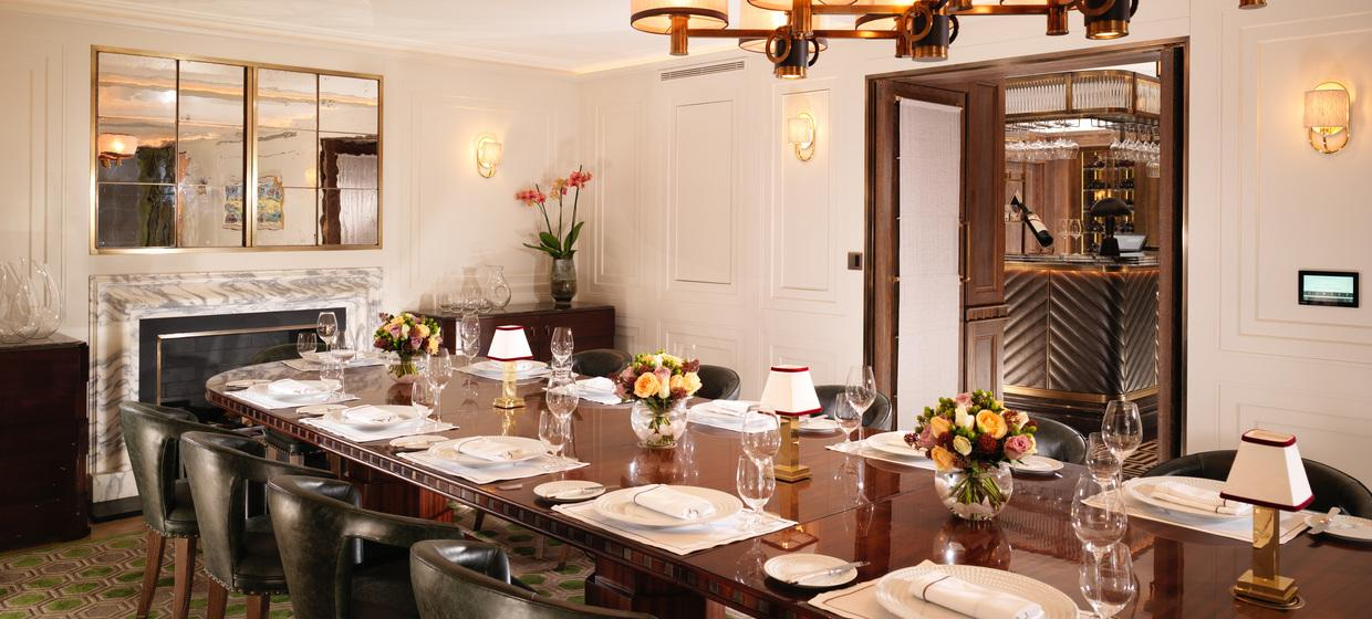 5* Mayfair Hotel with Private Dining Spaces 2