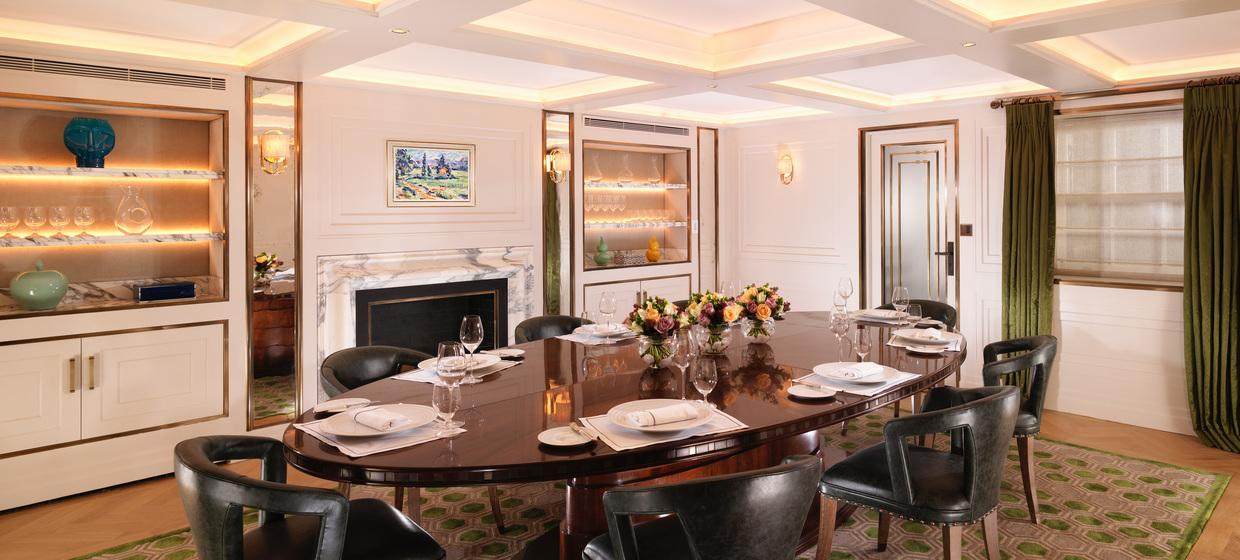 5* Mayfair Hotel with Private Dining Spaces 3