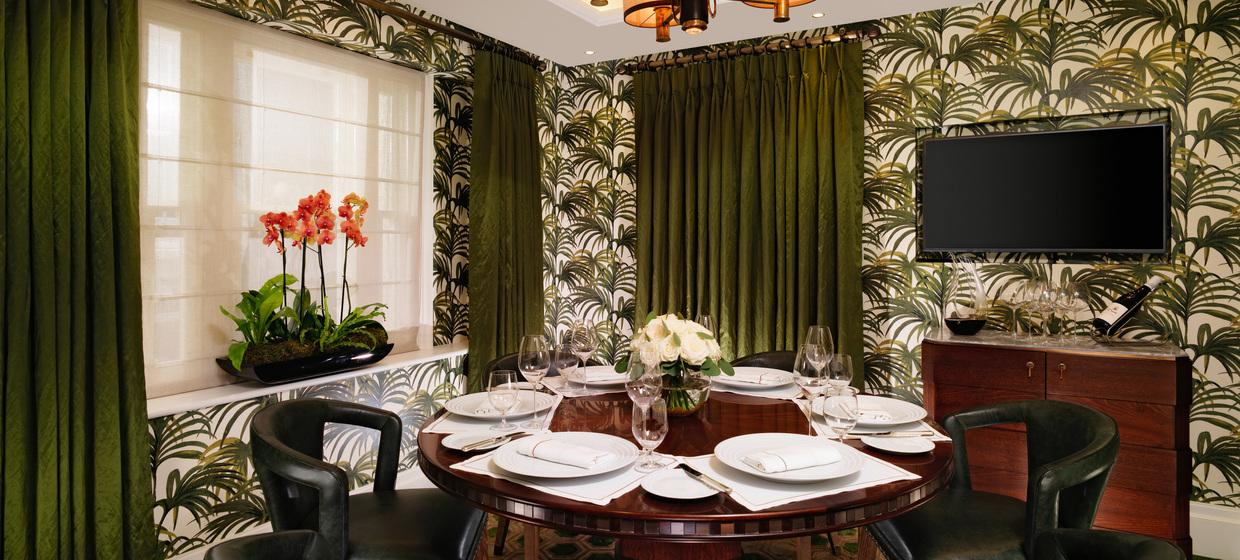 5* Mayfair Hotel with Private Dining Spaces 1