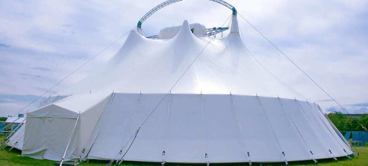 Event a tent 1