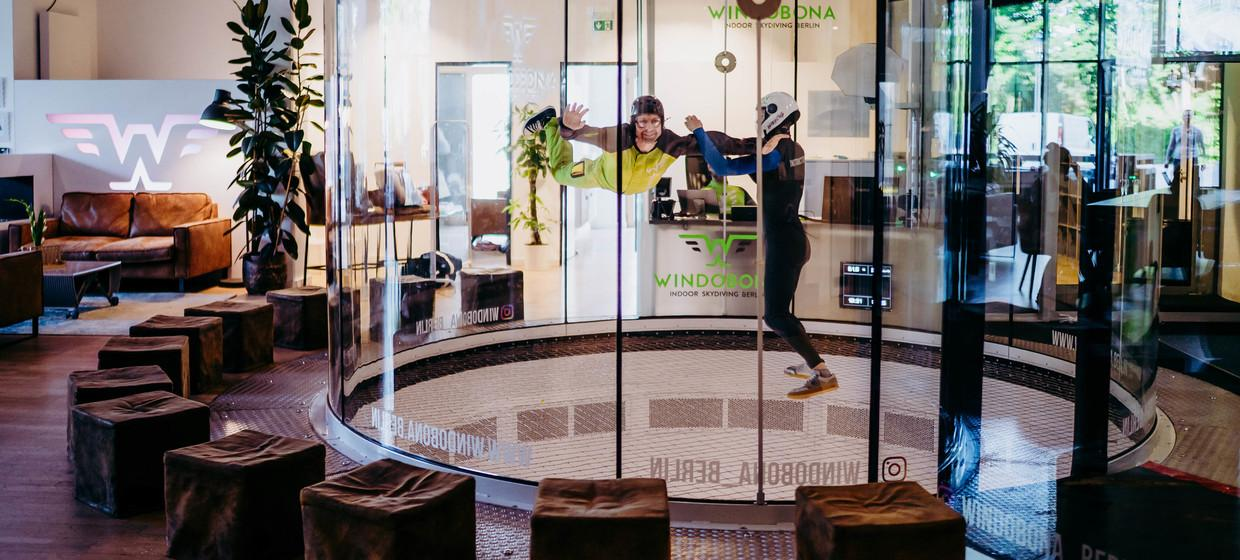 Windobona Indoor Skydiving Berlin 1