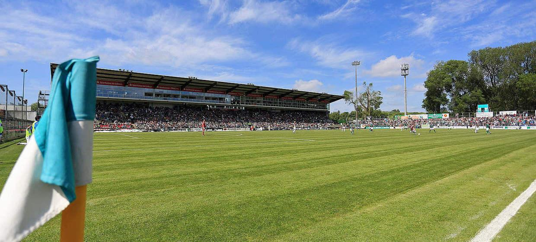 Stadion Lohmühle 1