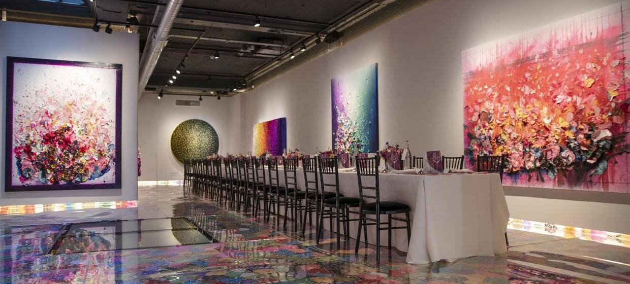 A State-of-the-Art Gallery and Event Space 1