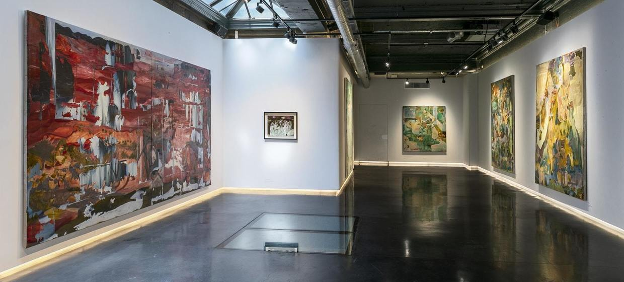 A State-of-the-Art Gallery and Event Space 7