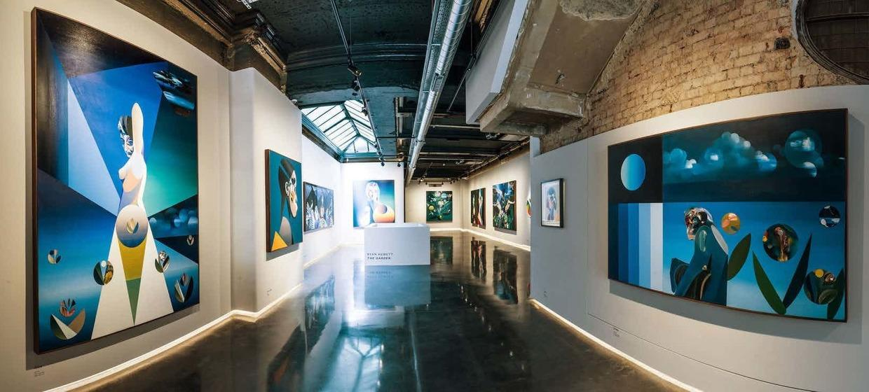 A State-of-the-Art Gallery and Event Space 5