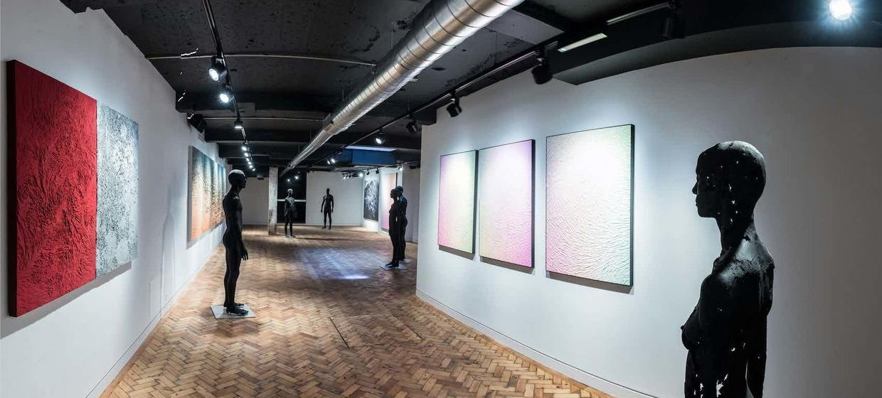A State-of-the-Art Gallery and Event Space 6