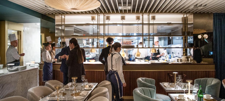 A Vibrant Restaurant in the Heart of Mayfair  3