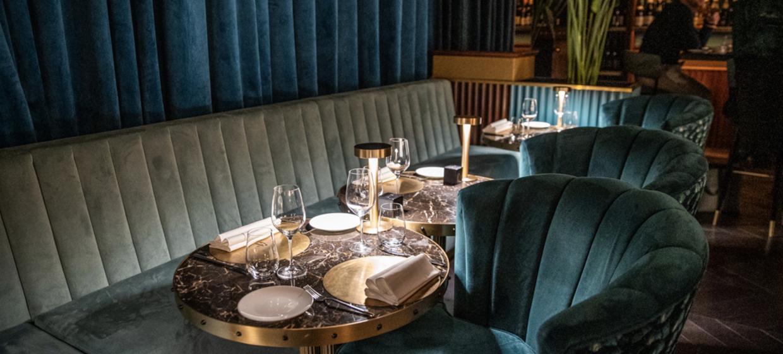 A Vibrant Restaurant in the Heart of Mayfair  4