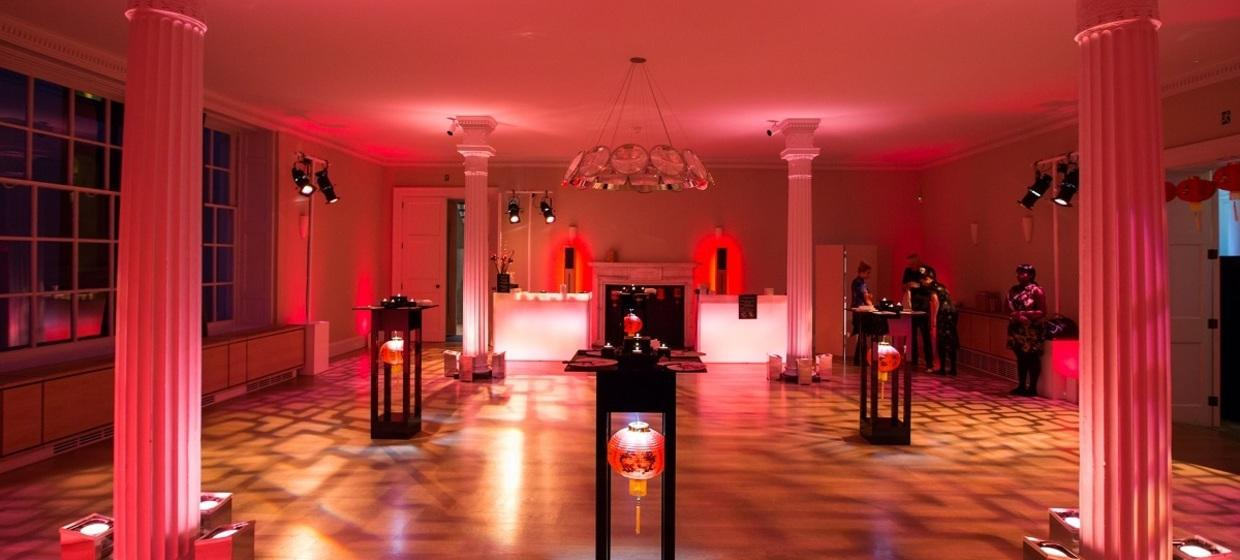 A Georgian House with a Range of Beautiful Event Spaces 1