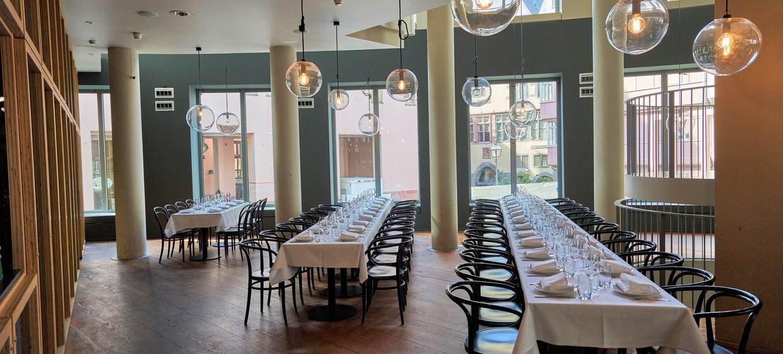 BADIAS Schirn Café Restaurant Bar 2
