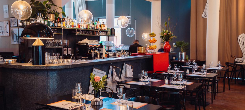 BADIAS Schirn Café Restaurant Bar 5