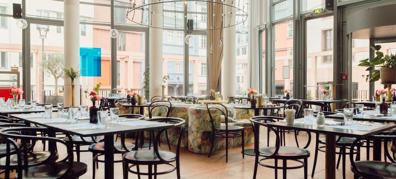 BADIAS Schirn Café Restaurant Bar 1