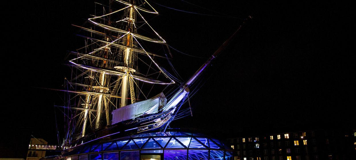 Christmas Party in Iconic Cutty Sark  4