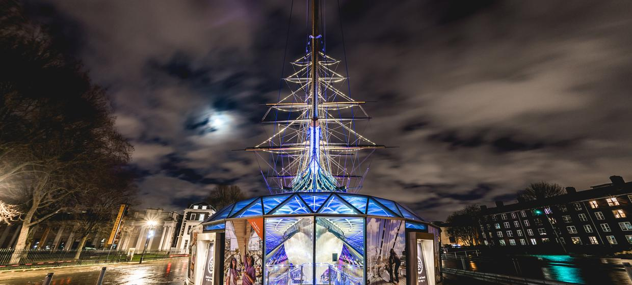 Christmas Party in Iconic Cutty Sark  7