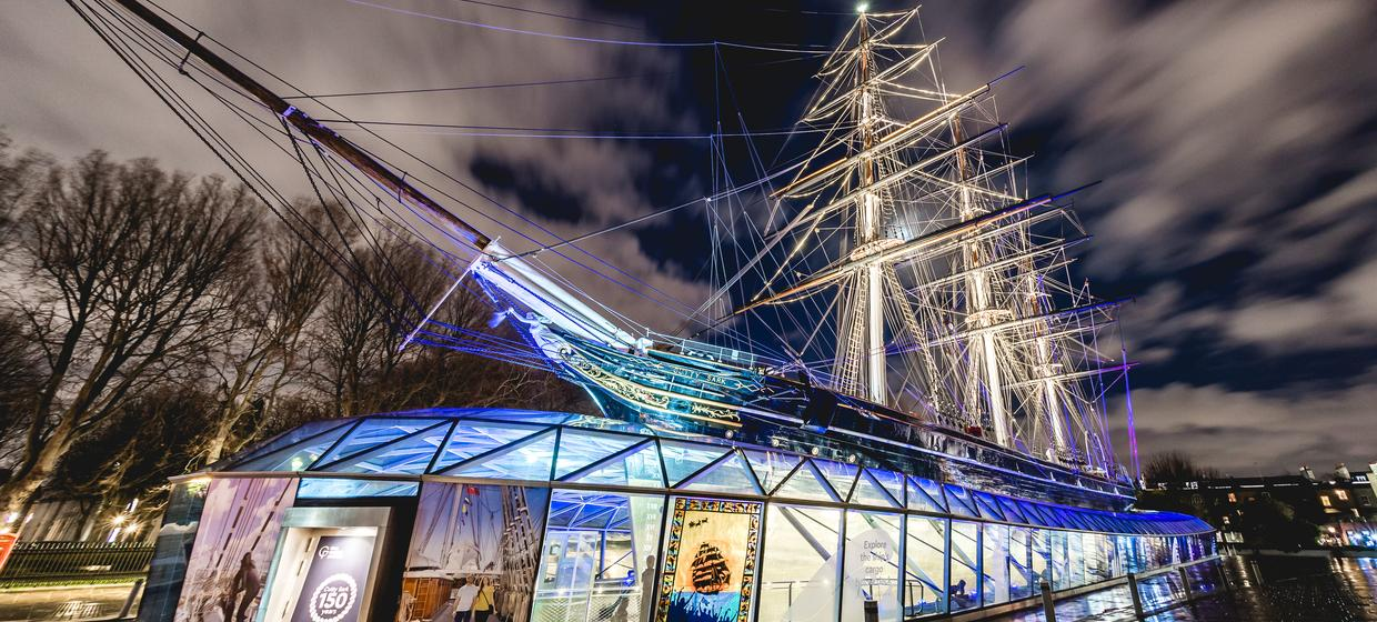 Christmas Party in Iconic Cutty Sark  8