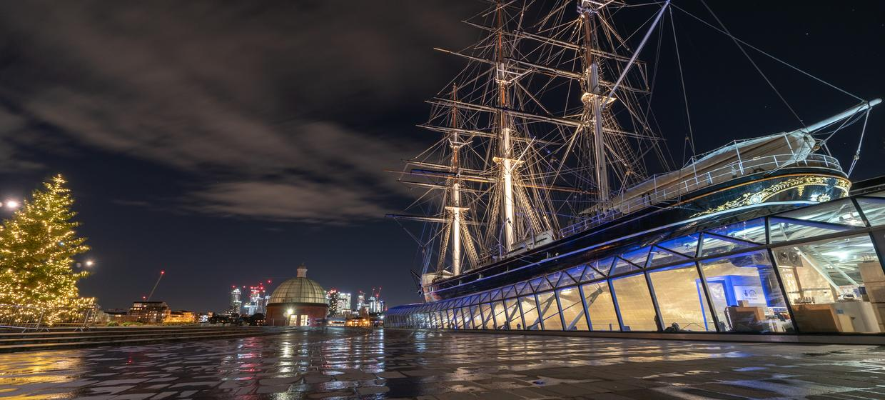Christmas Party in Iconic Cutty Sark  9