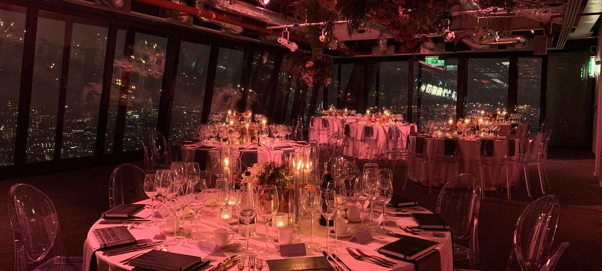 Christmas Party in the Sky at Landing Forty Two 14