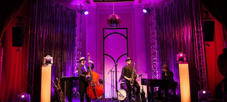 Christmas Party: The Gatsby Club at Freemason Hall  4