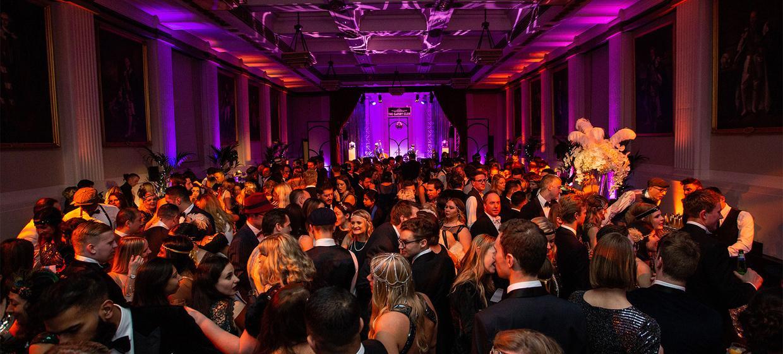 Christmas Party: The Gatsby Club at Freemason Hall  1