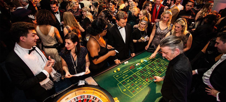 Christmas Party: The Gatsby Club at Freemason Hall  3