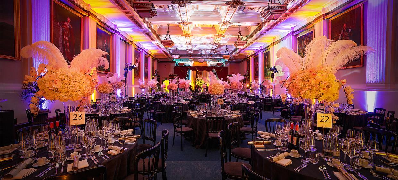 Christmas Party: The Gatsby Club at Freemason Hall  2