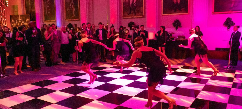 Christmas Party: The Gatsby Club at Freemason Hall  7
