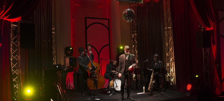 Christmas Party: The Gatsby Club at Freemason Hall  8