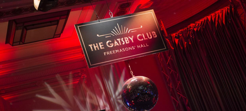 Christmas Party: The Gatsby Club at Freemason Hall  11