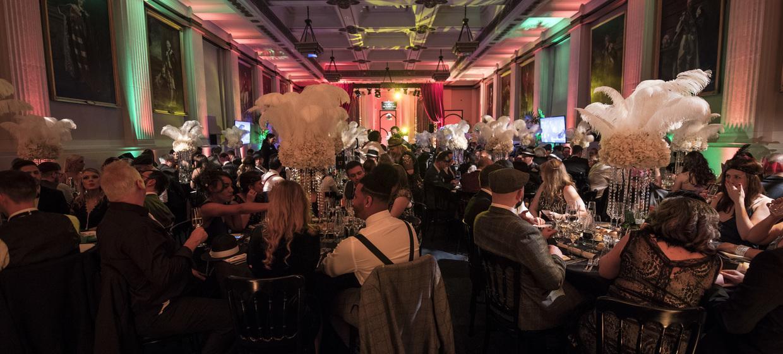 Christmas Party: The Gatsby Club at Freemason Hall  12