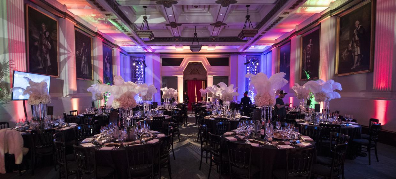 Christmas Party: The Gatsby Club at Freemason Hall  14
