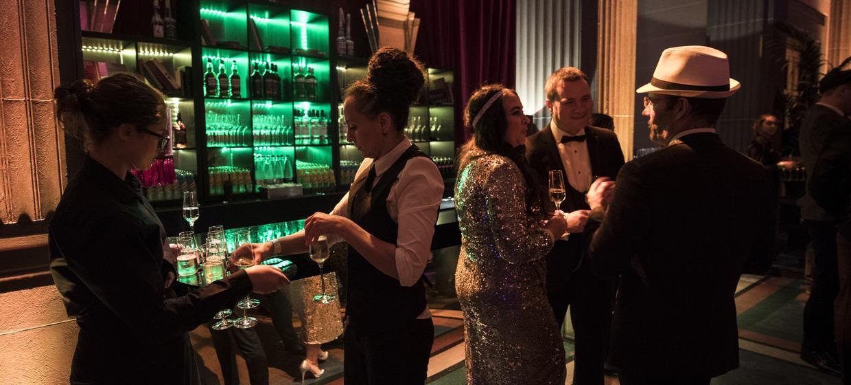 Christmas Party: The Gatsby Club at Freemason Hall  15