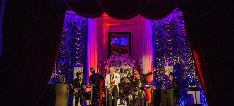 Christmas Party: The Gatsby Club at Freemason Hall  21