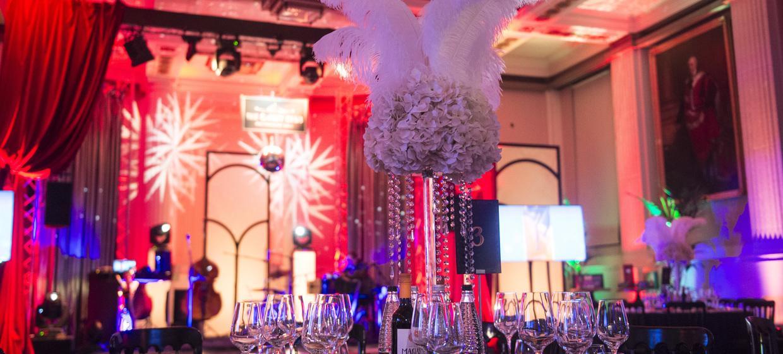 Christmas Party: The Gatsby Club at Freemason Hall  22