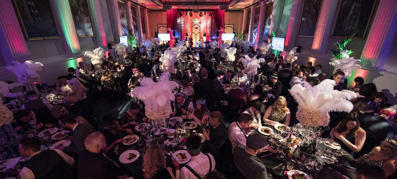Christmas Party: The Gatsby Club at Freemason Hall  23