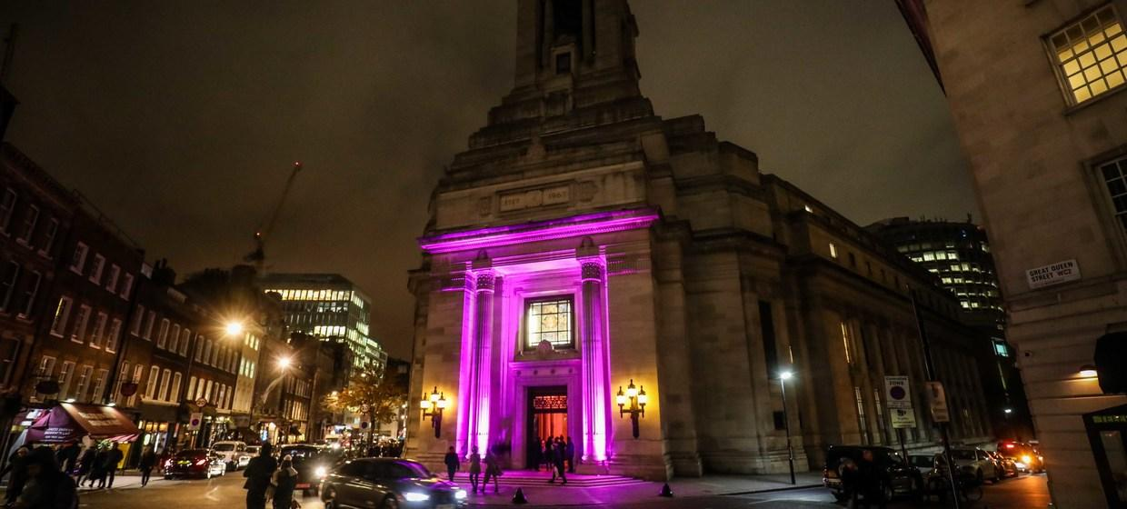 Christmas Party: The Grand Temple at Freemasons' Hall 22