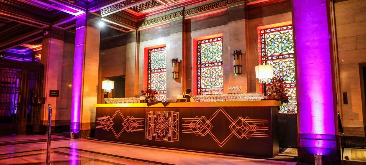 Christmas Party: The Grand Temple at Freemasons' Hall 3