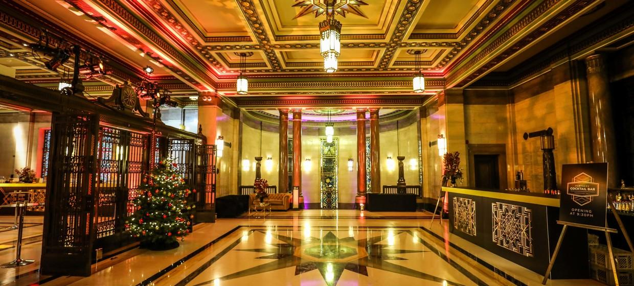 Christmas Party: The Grand Temple at Freemasons' Hall 5