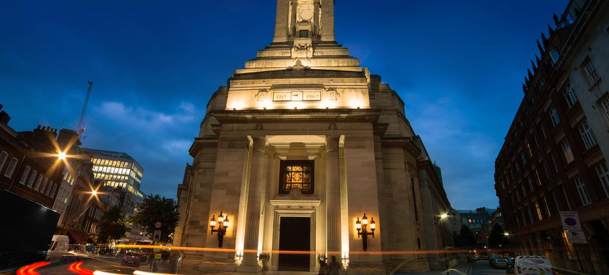 Christmas Party: The Grand Temple at Freemasons' Hall 8