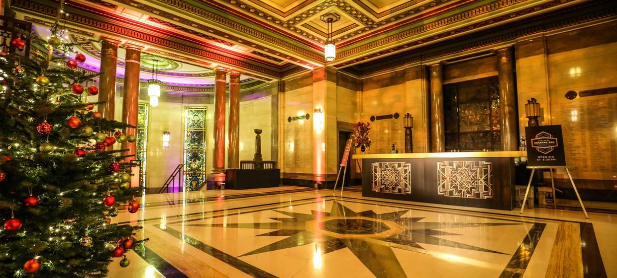 Christmas Party: The Grand Temple at Freemasons' Hall 10