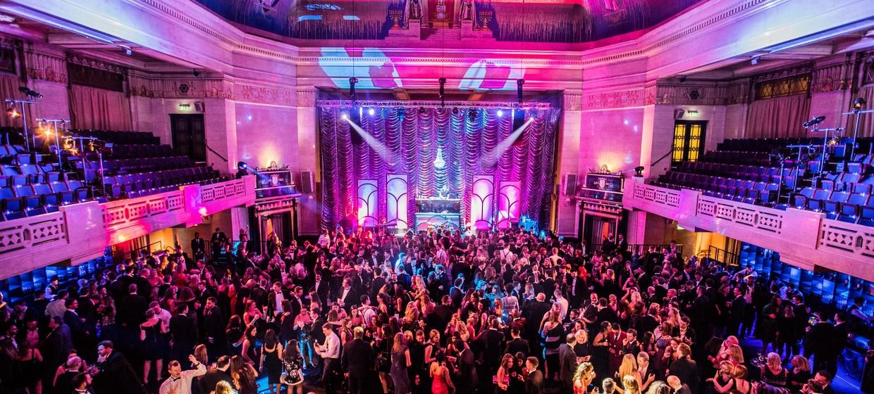 Christmas Party: The Grand Temple at Freemasons' Hall 1
