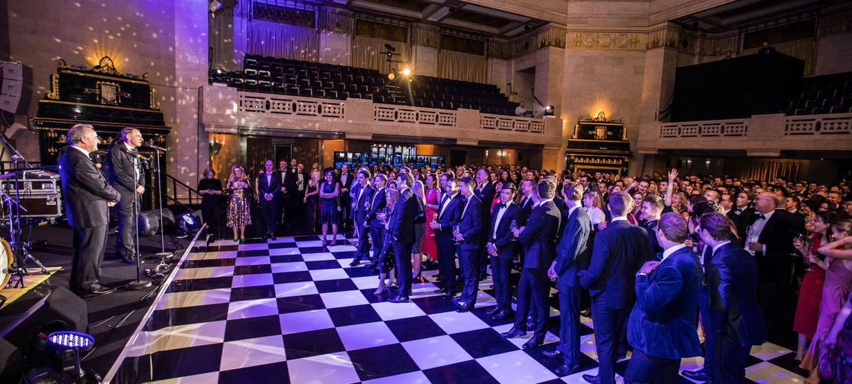 Christmas Party: The Grand Temple at Freemasons' Hall 7