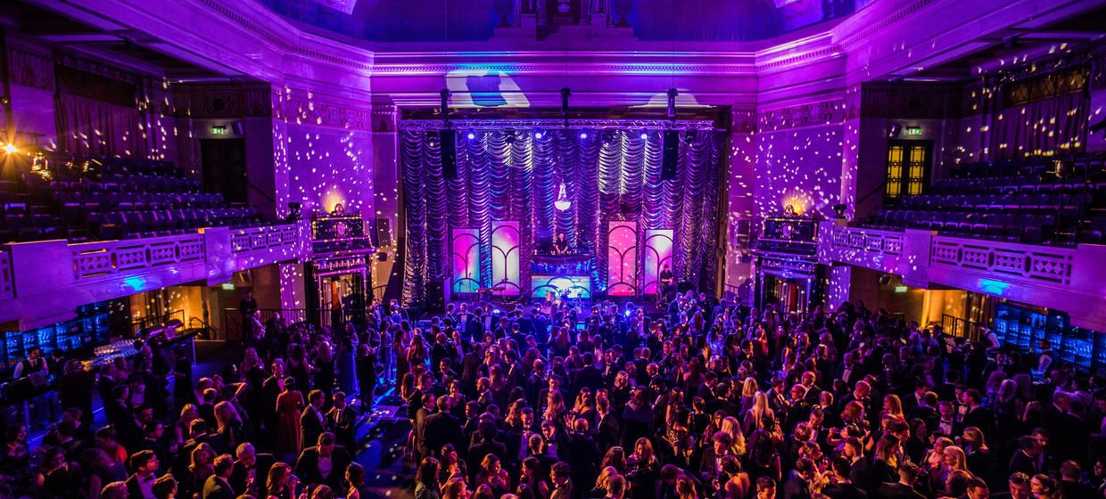 Christmas Party: The Grand Temple at Freemasons' Hall 6