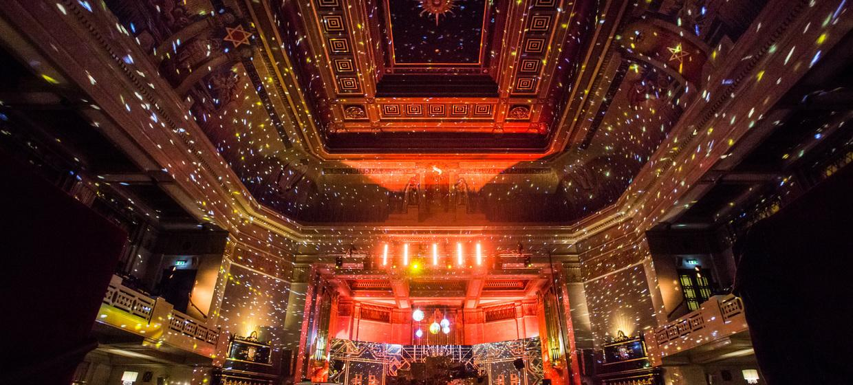 Christmas Party: The Grand Temple at Freemasons' Hall 17