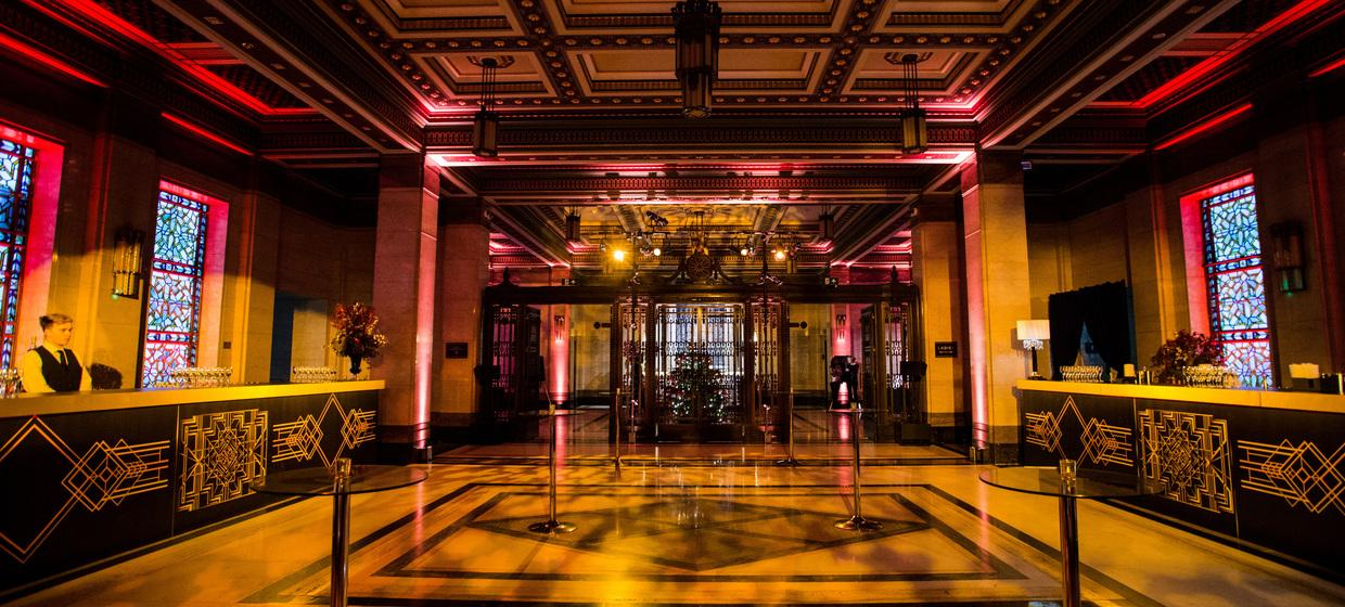 Christmas Party: The Grand Temple at Freemasons' Hall 21
