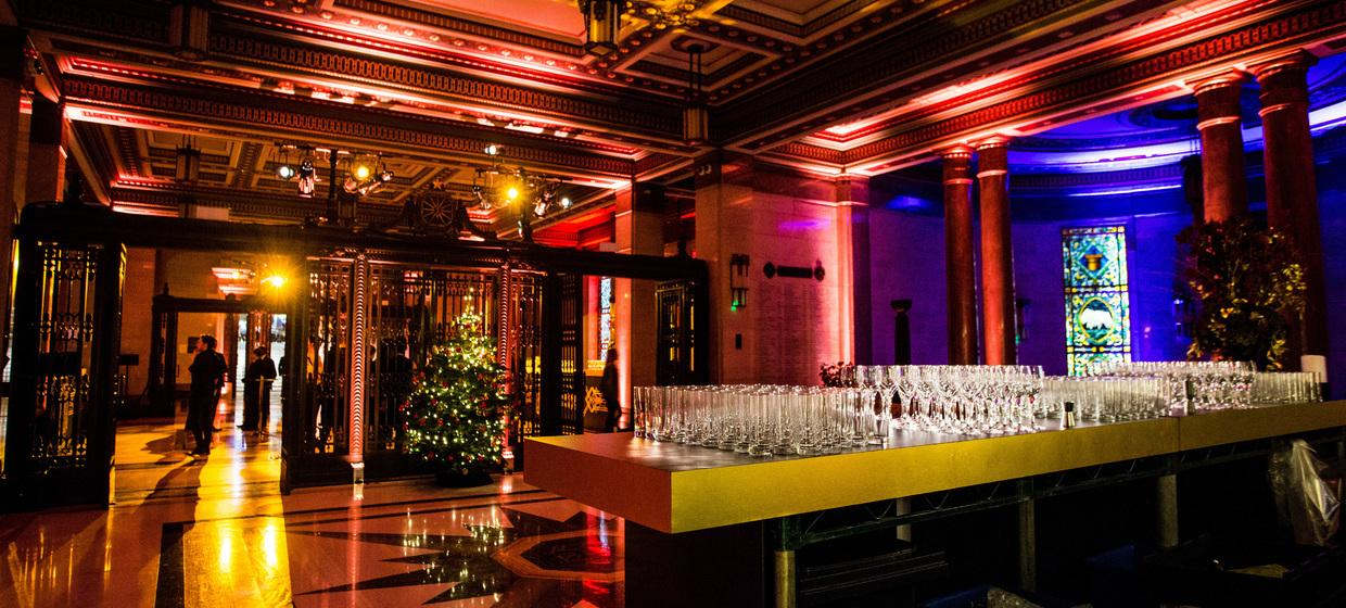 Christmas Party: The Grand Temple at Freemasons' Hall 25