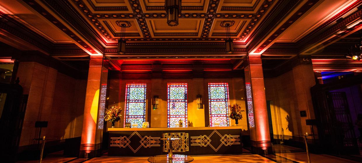 Christmas Party: The Grand Temple at Freemasons' Hall 24