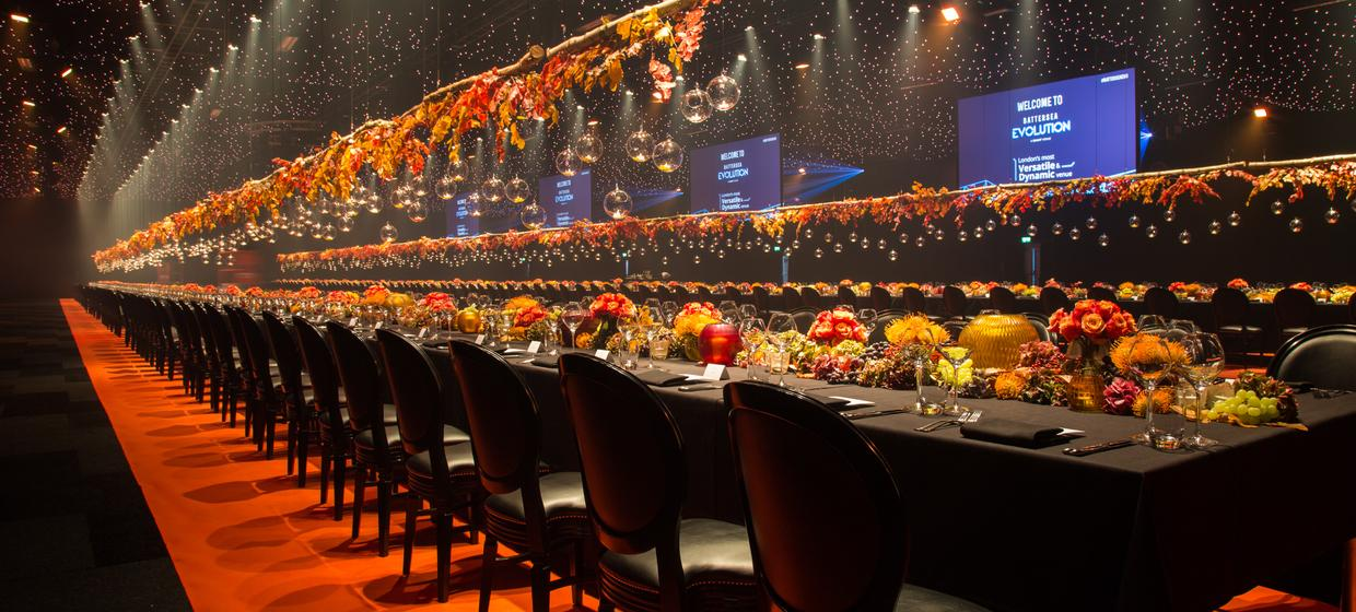 A one-of-a-kind dynamic and versatile venue  6
