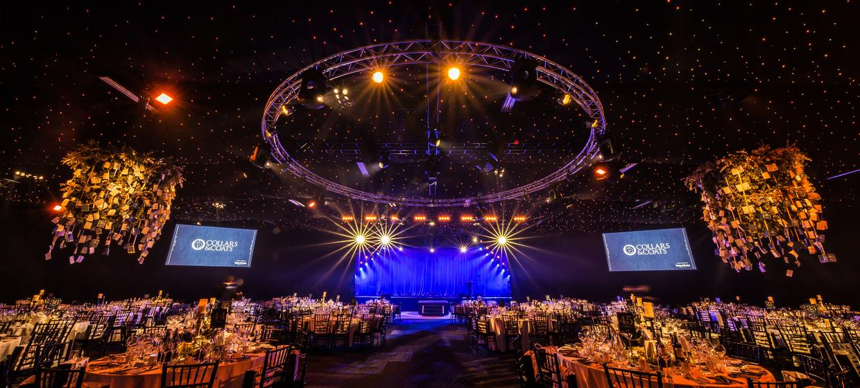 A one-of-a-kind dynamic and versatile venue  12