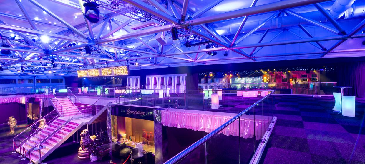A one-of-a-kind dynamic and versatile venue  14