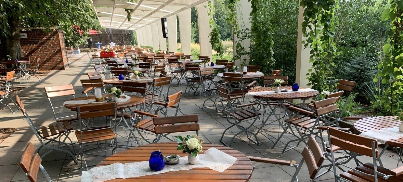 Restaurant Patagona im Tierpark Berlin 13